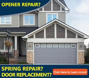 Door Of Track - Garage Door Repair Skokie, IL
